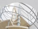 Scala a Chiocciola tonda in Ferro e Legno – Delta 6 Air