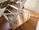 Scala a rampe in ferro e legno – Elite Line Wood