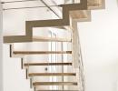 Scala a rampe in ferro e legno - Elite Strike Wood Tokyo