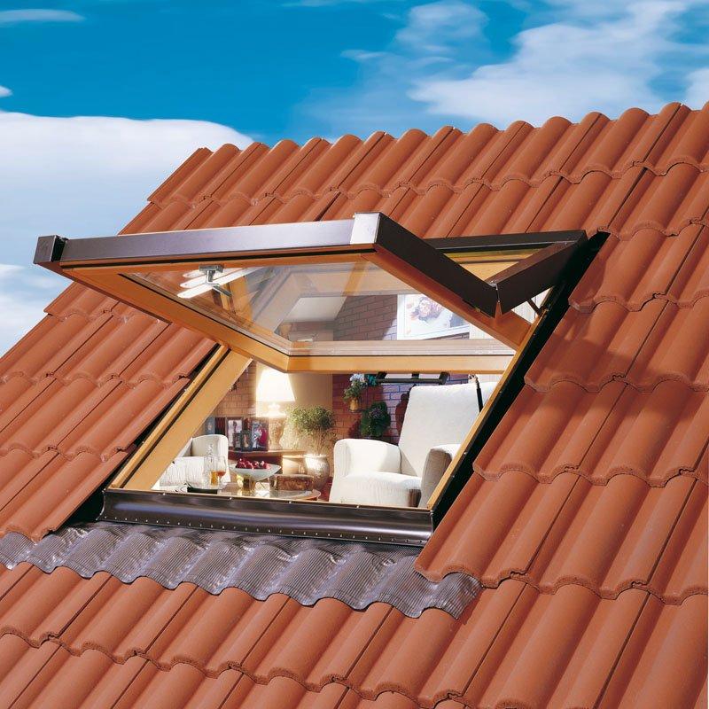 Realizzazione scale ringhiere e finestre per tetti - Finestre per scale ...